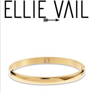 Ellie Vail waterproof 18k gold plated bangle